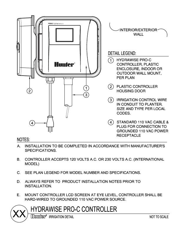 CAD - Pro-C Hydrawise