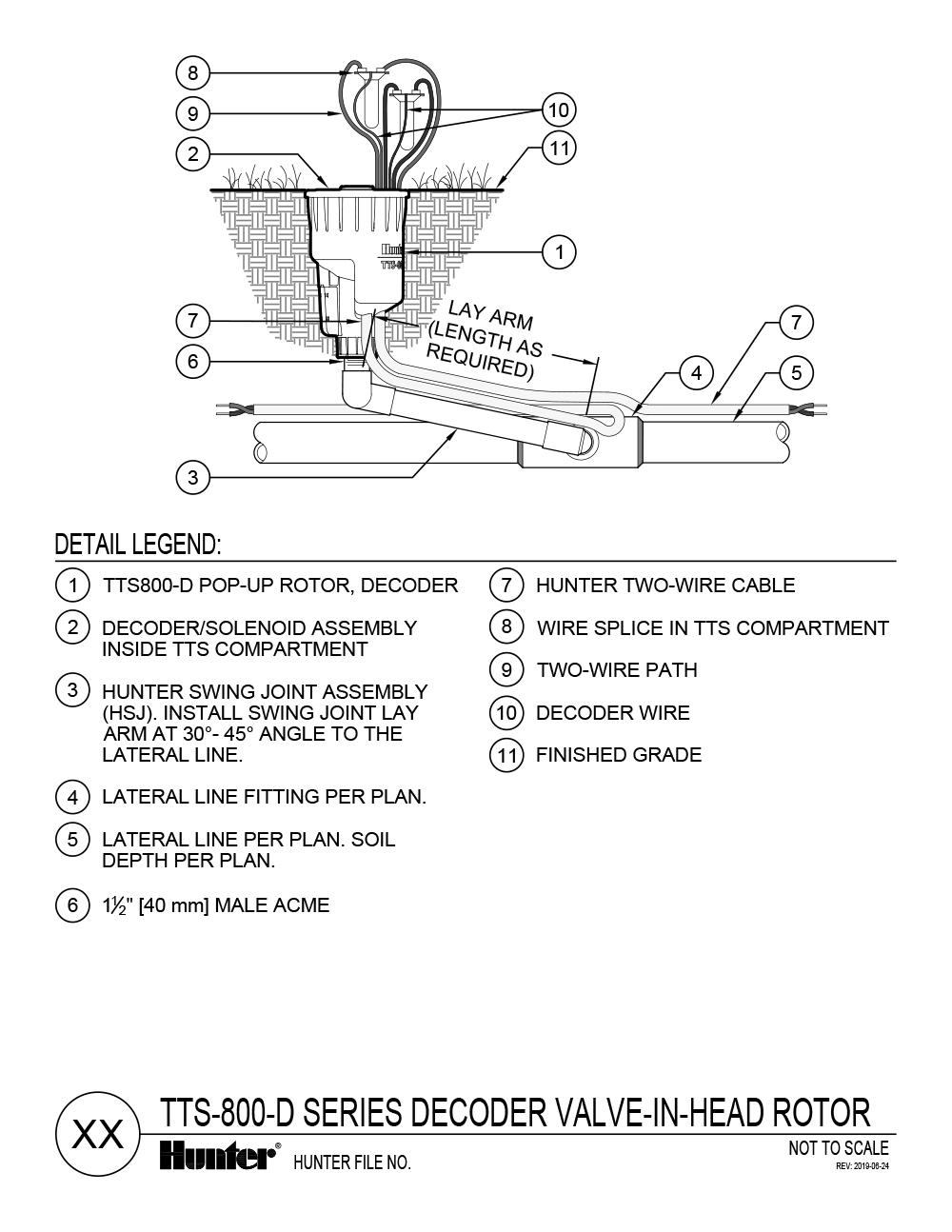 CAD - TTS-800-D