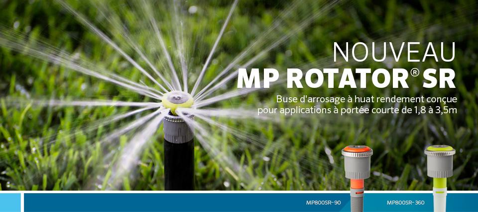 Nouveau MP Rotator SR