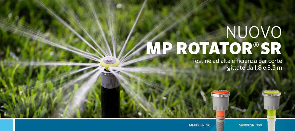 Nuovo MP Rotator SR