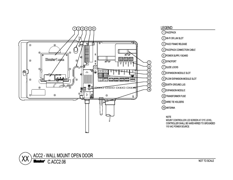 CAD - ACC2 Wall Mount Open Box