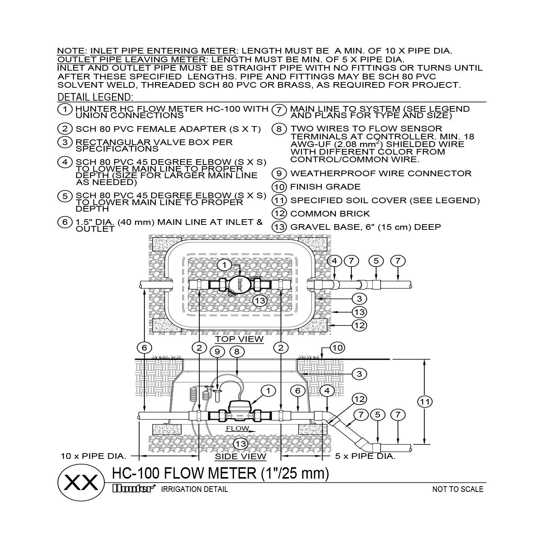 CAD - FlowMeter_HC-100