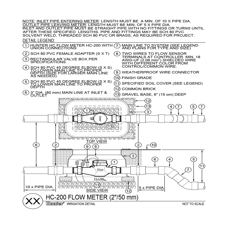 CAD - FlowMeter_HC-200 A4