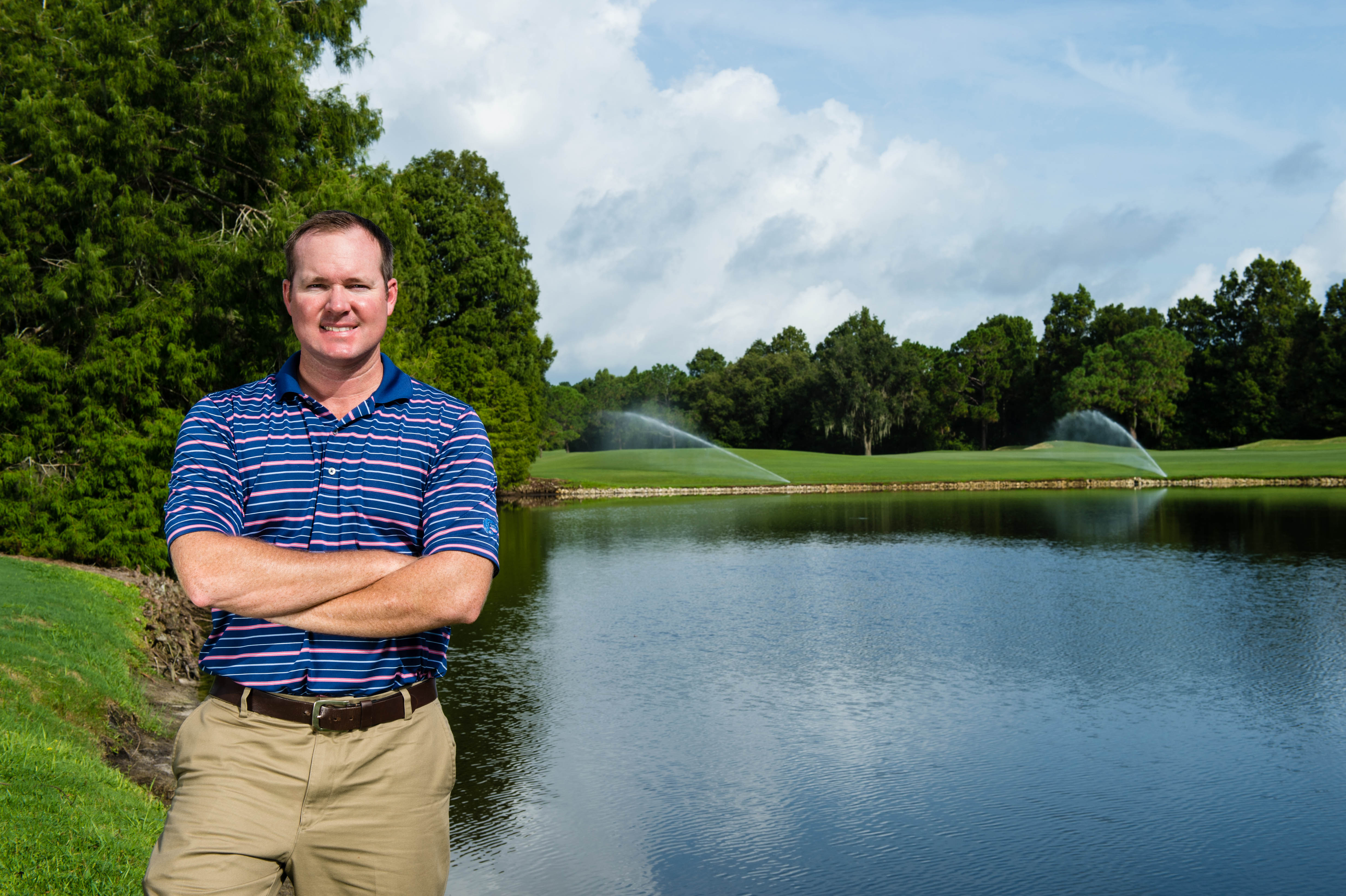 Gator Creek Golf Course Superintendent