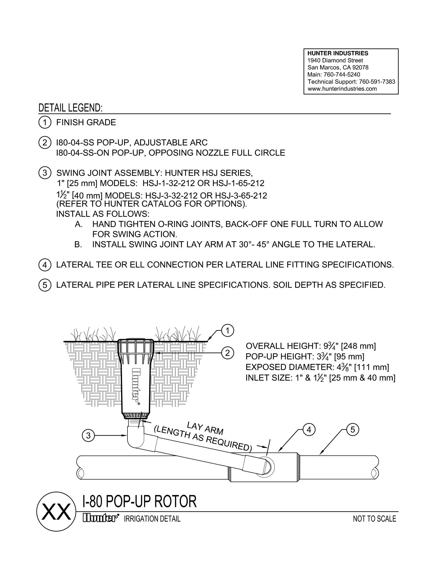 CAD - I-80 Rotor