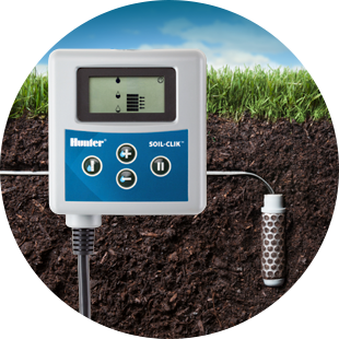 Soil Clik Moisture Sensor for Water Savings