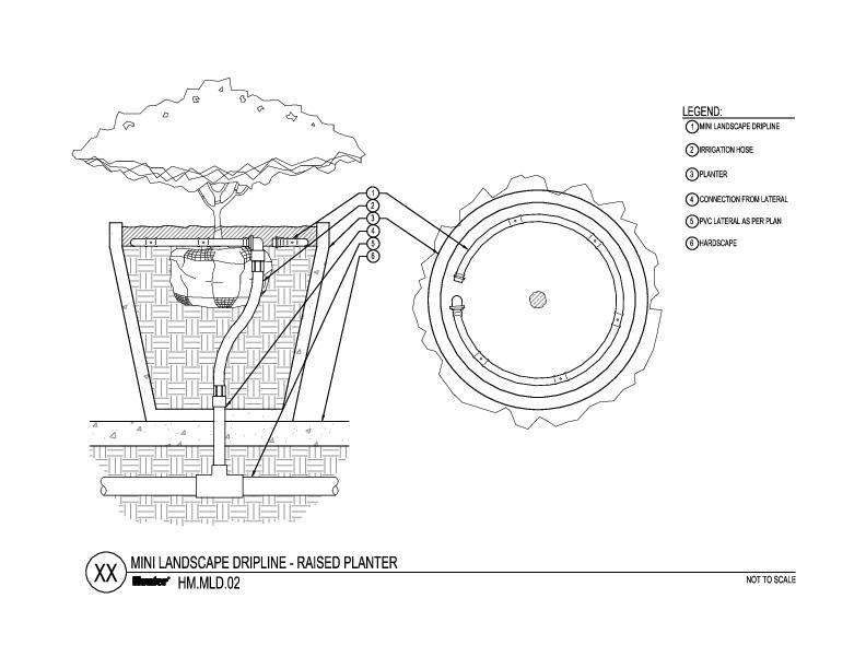 CAD - MLD Raised Planter