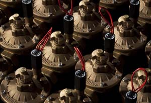 Brass Irrigation Valves