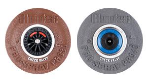 "Hunter PROS-04-PRS30 4/"" 30 psi Pop-Up Pro Spray Head w// Adjustable Nozzles VAN"