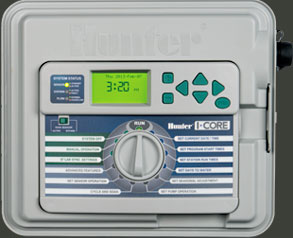 Commercial Irrigation Controller with Weather Sensor