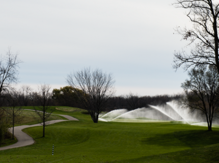 Glen Erin Golf Course Sprinkler Heads