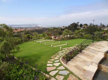 La Jolla Residential Irrigation Landscapes
