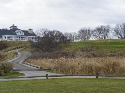 Golf Course Sprinkler System