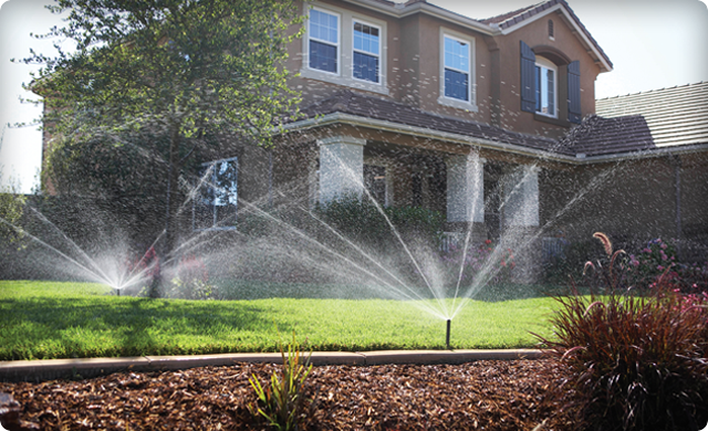 Hunter sprinkler systems in santa barbara