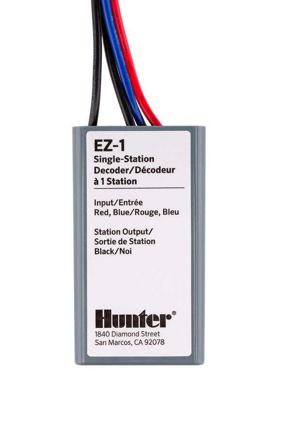 Hunter EZ-1 Single-station EZ decoder