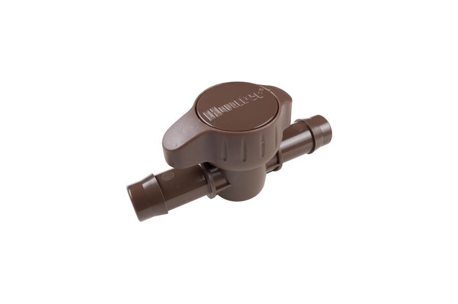 Hunter PLD-BV 17 mm Barb Manual Flush Valve