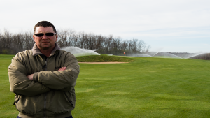 Dave Braasch Golf Course Superintendent