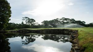 Gator Creek Rotor on Golf Course
