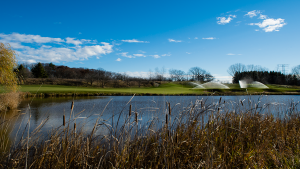 Sprinkler System for Golf Course