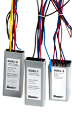 Dual decoders and surge arrestor
