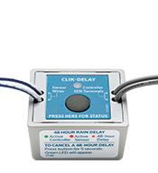 CLIK-DELAY (Sensor de Chuva de Espera de 48 Horas)