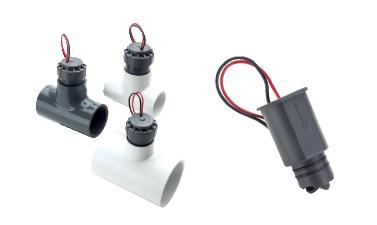 Misuratore di portata di tipo a girante, richiede FCT (venduto separatamente) per l'installazione sulle tubazioni