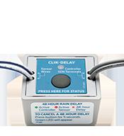 CLIK-DELAY (حساس تأخير الري بالأيام الماطرة 48-ساعة)