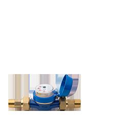 Счетчик скорости потока с 20 мм и BSP с резьбой