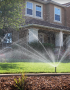Efficient Sprinklers for Lawn
