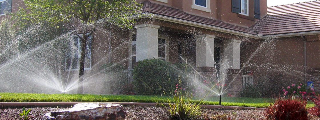 Benefits of a Hunter Automatic Sprinkler System