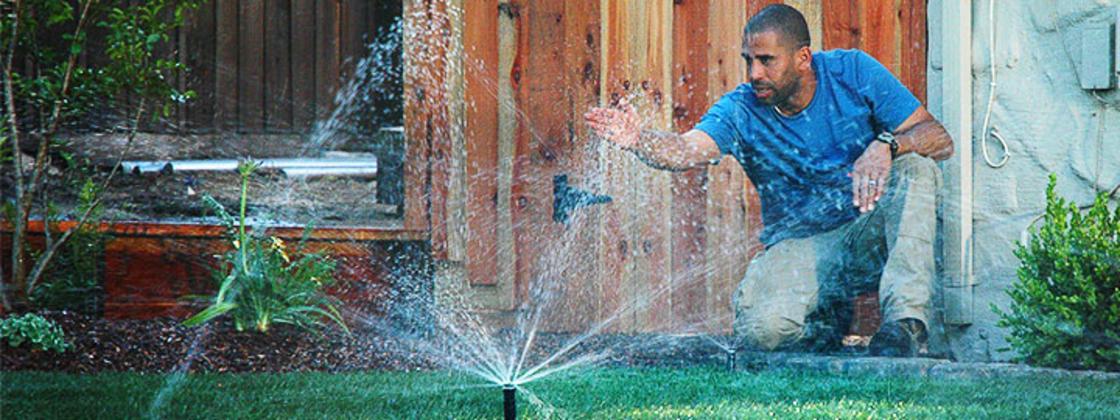 Efficient Sprinkler System Design