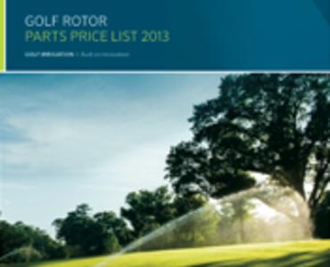 Golf Catalogue