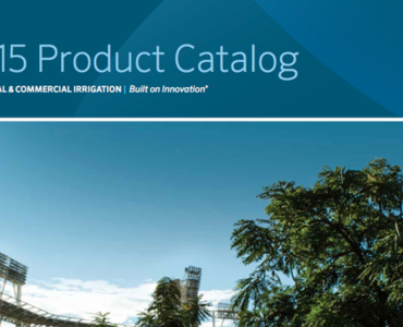 Product Catalogue and Parts List