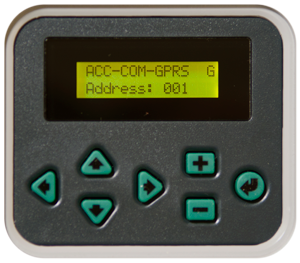 GPRS Display
