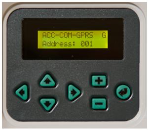 GPRS Display