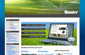 Online Training Site