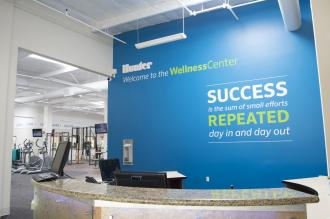 Hunter Wellness Center