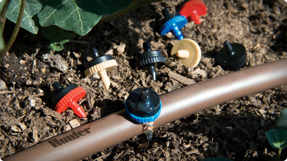 Point Source Drip Irrigation Emitters