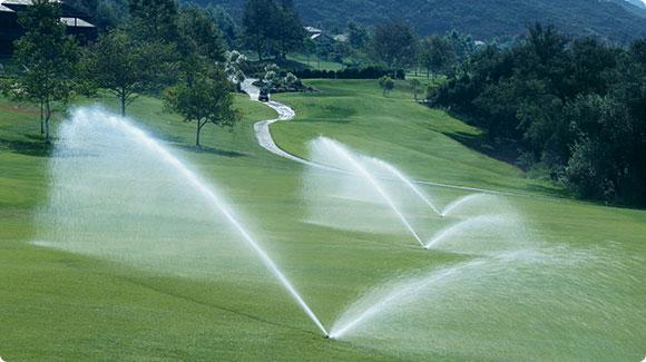 G884 Golf Sprinkler