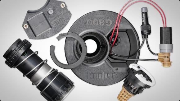 G800 Rotor Assembly