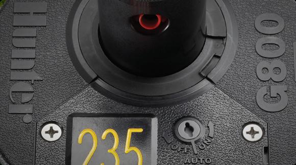 G800 Golf Rotor with Yardage Marker