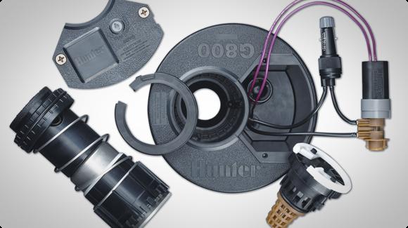 G800 Rotor Parts