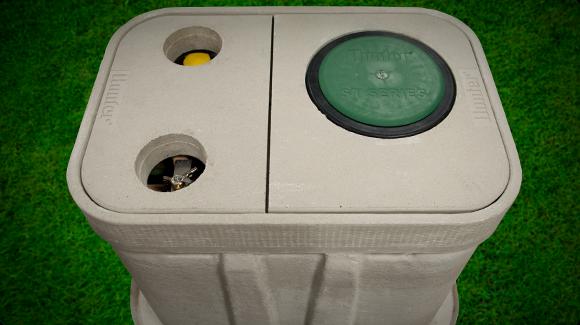 Case for Sports Field Sprinkler System