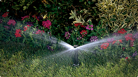 Spray Nozzles for Irrigation Designs