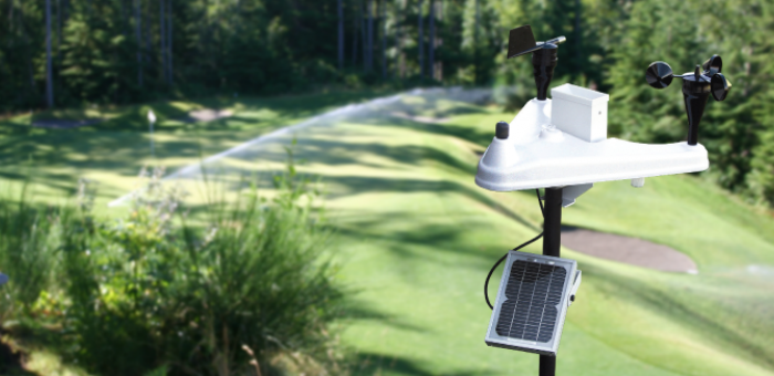 Golf Irrigation Control