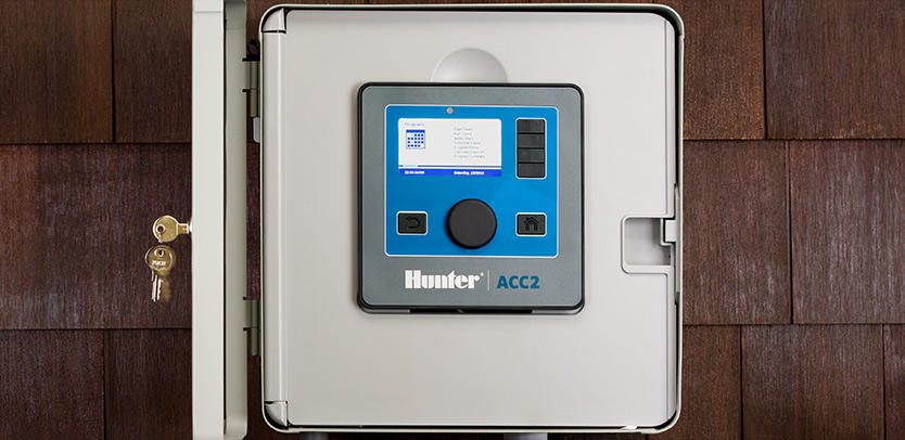 Hunter ACC2 controller