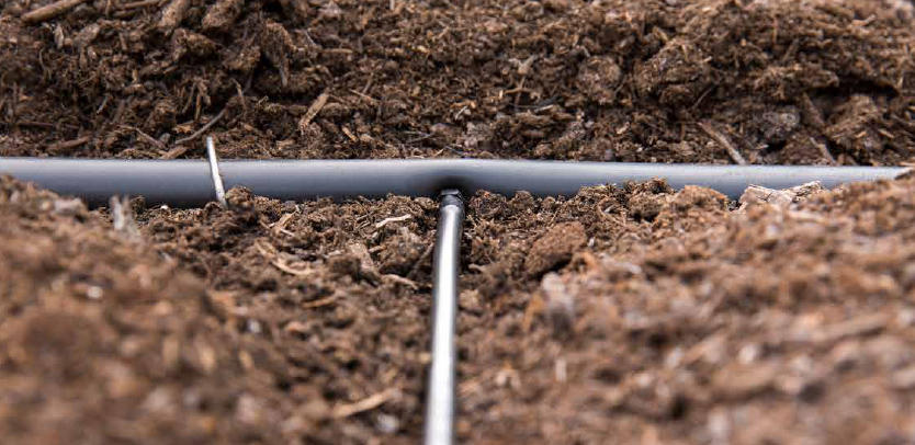 Hunter micro irrigation tubing