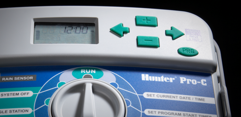 Hunter PCC controller