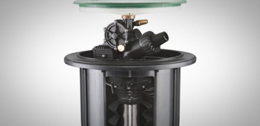 Sports Turf Rotor