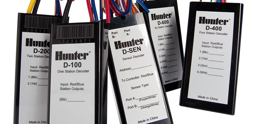 Hunter D Series Decoder